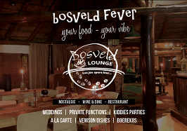 Bosveld Lounge, Kitty Hawk Lodge, Farm Boschkop No 369JR Pretoria, Sportkroeg, Troues, Privaat Funksies, Kinderpartytjies, Boerekos, Wildsgeregte, 012 811 8234,