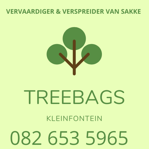 Treebags logo Pellet Cover sloop
